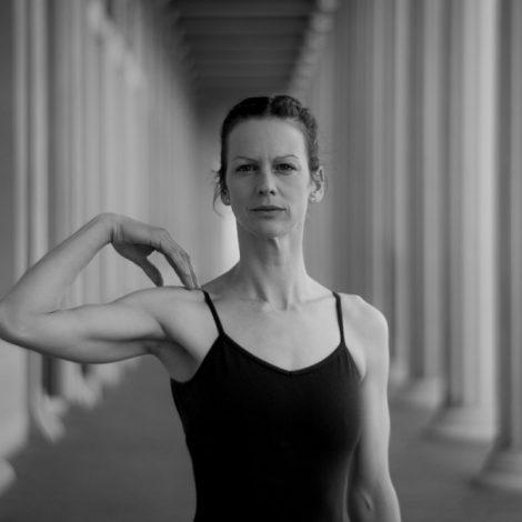 Portrait einer Balletttänzerin. Fotograf Mosbach und Umgebung
