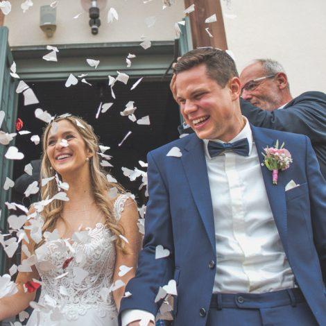 Hochzeitsfotograf in Oestringen